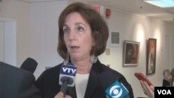 Roberta Jacobson reconoció que había tenido una confusión durante la audiencia en el Senado.