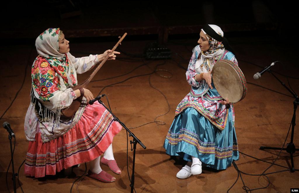 ششمین شب سیوسومین جشنواره موسیقی فجر عکس: علیرضا رمضانی