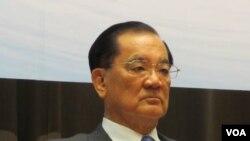 國民黨榮譽主席連戰(資料圖片)