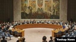 지난달 30일 미국 뉴욕 유엔본부에서 안보리가 전체회의를 열고 북한의 5차 핵실험에 대응하는 대북 제재 결의안을 채택했다. 안보리는 이날 만장일치로 결의안을 통과시켰다.
