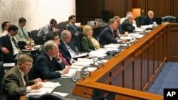 USCC听证讨论中国外交政策 (资料照片)