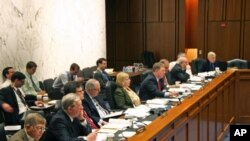 USCC听证讨论中国外交政策