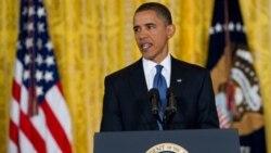 رییس جمهوری آمریکا بار دیگر از حق مسلمانان برای ساختن مسجدی در نیویورک حمایت می کند