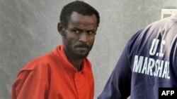 Сомалийский пират в американском суде