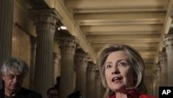 """Hillary Clinton upozorava na """"katastrofalne"""" posljedice predloženih budžetskih rezova za vanjsku politiku"""