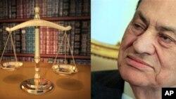 حسنی مبارک اتهام فساد را رد کرد