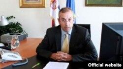 Majkl Devenport, šef delegacije EU u Srbiji