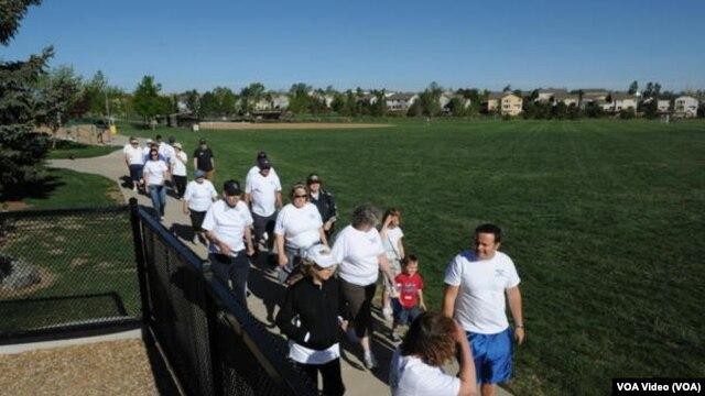 Walk with a doc program in Denver