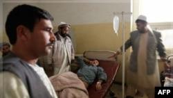Поранений у результаті вибуху службовець поліції в лікарні