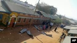Kenya Extremist Attack