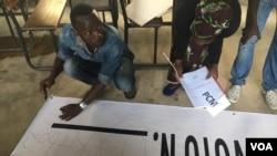MDM apoia candidato da Renamo na eleição intercalar de Nampula - 1:21