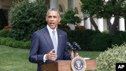 President Barack Obama , July 21, 2014.