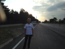 Aylin Kotil Seçim Barajına Karşı Ankara'ya Yürüyor