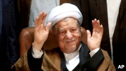 Prezidaantiin Iraan duraanii – Akbaar Hashemi Raafsaanjaanii