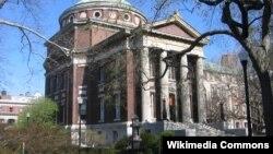 Columbia University di kota New York, AS (foto: Wikipedia). Dr. Robert Spitzer mengajar di Columbia University.