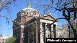 კოლუმბიის უნივერსიტეტი, ნიუ-იორკი ( ფოტო: ვიკიპედია)