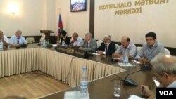 """""""Yaxın Şərq hadisələri və Güney Azərbaycanda durum"""" mövzusunda dinləmələr"""