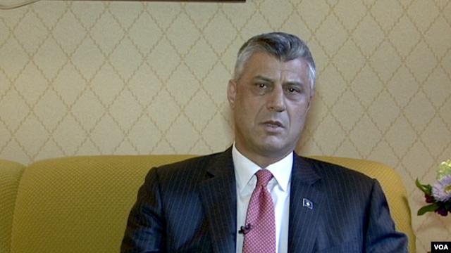 Thaçi: Në veri ende ka elementë që duan trazira