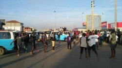 Empresa de transportes anuncia greve em Angola 2:00
