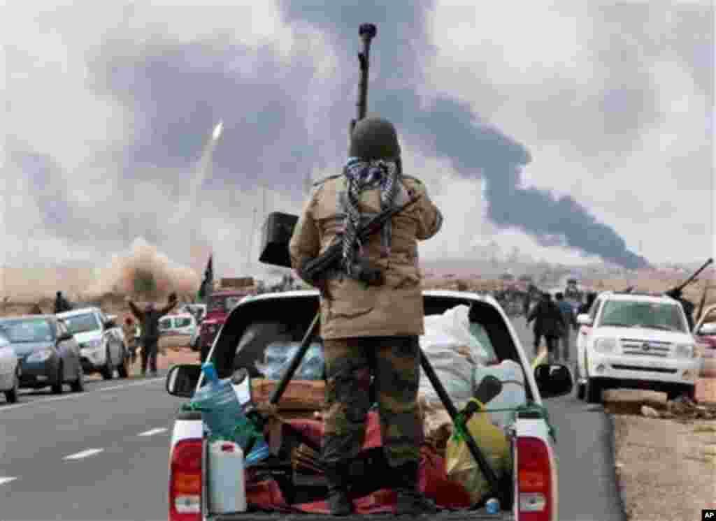 Da juyin juya hali a Libya