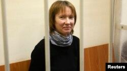 судовой врач «Арктик Санрайз» Екатерина Заспа