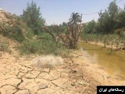 خشکسالی در ایران- آرشیو