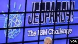 Alex Trebek, pembawa acara kusi 'Jeopardy!'