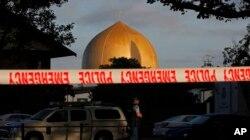 Yeni Zelanda'da geçen yıl saldırıya hedef olan Nur Camisi