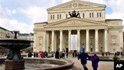 莫斯科大剧院在YouTube网站上开通了自己的频道,为观众免费播出演出实况