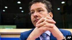 Kreu i Eurogrupit, Jeroen Dijsselbloem