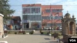 Zgrada opštine Gračanica (Foto: VOA)