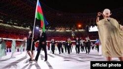 Azərbaycan Milli Komandası Tokio Olimpiadasında