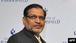 Trung tướng Ishfaq Nadeem Ahmed.