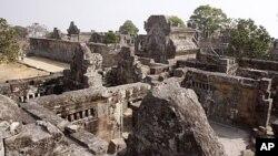 Đền Preah Vihear được UNESCO công nhận là địa điểm Di sản Thế giới