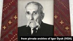 Микола Дюк. Фото з родинного архіву.