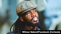 Wilmar Nakeni, cantor angolano