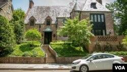 Новий 8-кімнатний дім Обам у фешенебельній околиці американської столиці Калорама
