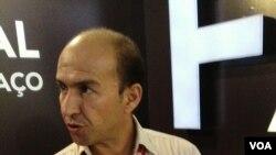 Luís Diogo produtor de aço