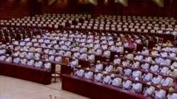 غرب: انتخابات پارلمانی سال گذشته برمه، بدون شرکت احزاب مخالف، انتخاباتی فرمایشی و آرایه شورای نظامی حاکم است