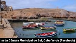 Antigo Porto de Pedra Lume, Sal, Cabo Verde