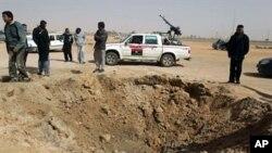 لیبیا: د قذافي قواوو د اجدابیه په ښار بمباري کړې