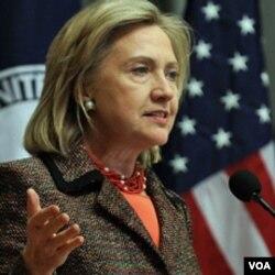 Državna tajnica SAD Hillary Clinton