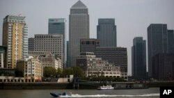 A recent report says London is still considered a major world financial center. Some politicians and economists are concerned that Britain's leaving the European Union will affect the city's financial importance.