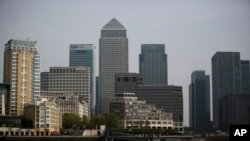 گوشه ای از بلند منزل ها در بریتانیا