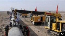ترکمانستان میں گیس کا دوسرا بڑا عالمی ذخیرہ
