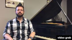 Srpski doktor džez klavira Dimitrije Vasiljević, profesor na Univerzitetu Zevijer u Nju Orleansu