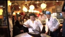 2013-01-05 美國之音視頻新聞: 藍鰭吞拿魚在日本以破記錄價格成交