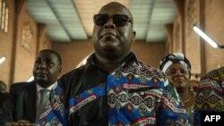 VaFelix Tshisekedi mwakomana wevaipikisa muDRC, mushakabvu VaEtienne Tshisekedi.