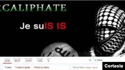 """La cuenta de Twitter de Newsweek fue hackeada por un grupo llamado """"Cibercalifato""""."""