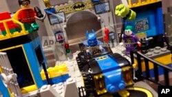 Đồ chơi công ty Lego sản xuất